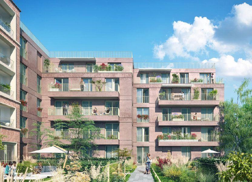 Appartement à louer 77m2 à Noisy-le-Sec