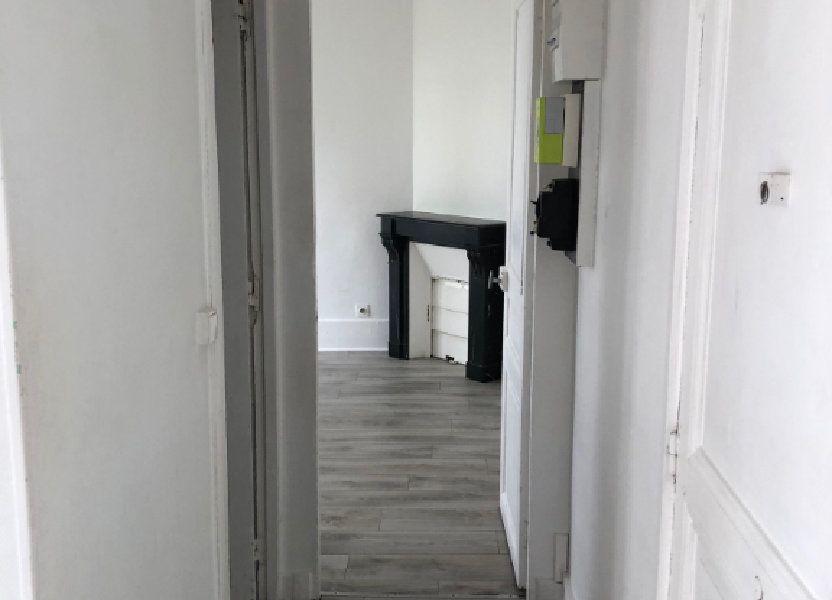 Appartement à louer 43.55m2 à Noisy-le-Sec