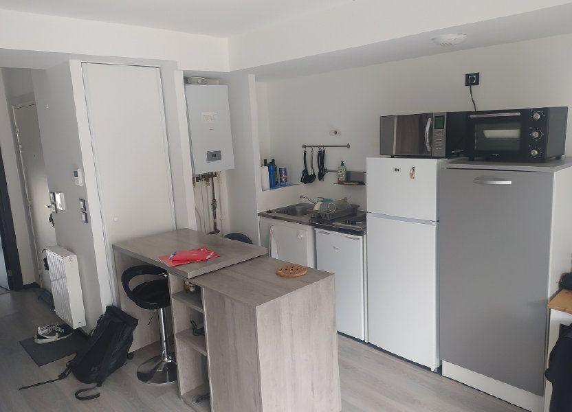 Appartement à louer 29.59m2 à Romainville