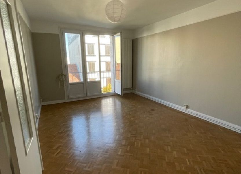 Appartement à louer 56.51m2 à Romainville