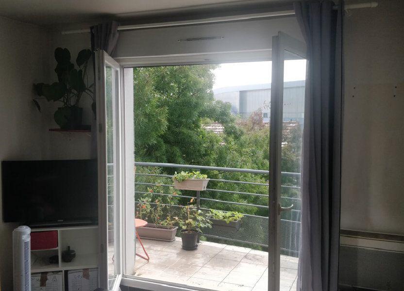Appartement à louer 40.61m2 à Romainville