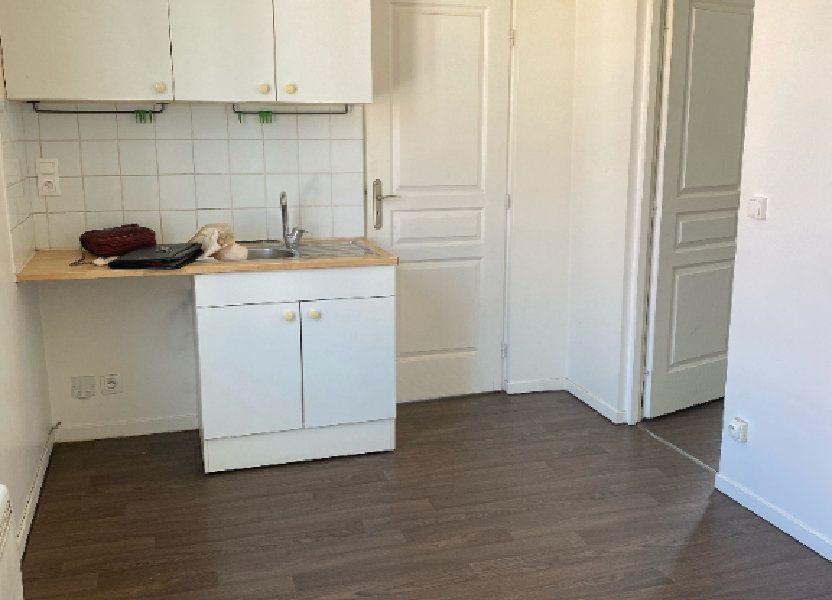 Appartement à louer 24.08m2 à Montreuil