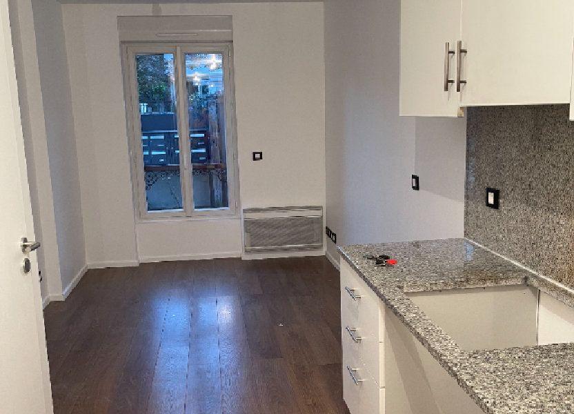 Appartement à louer 26m2 à Saint-Maur-des-Fossés