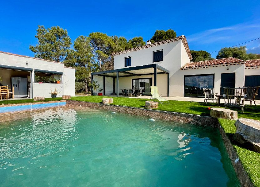 Maison à vendre 163m2 à Cotignac
