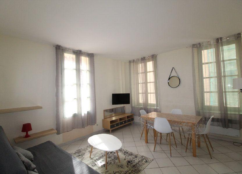 Appartement à louer 34.9m2 à Toulon