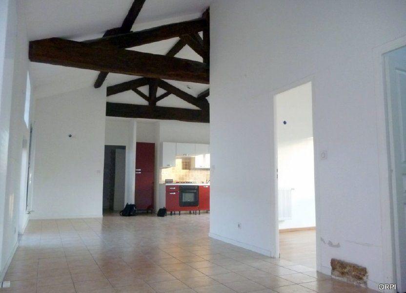 Appartement à louer 70.94m2 à Saint-Georges-de-Reneins
