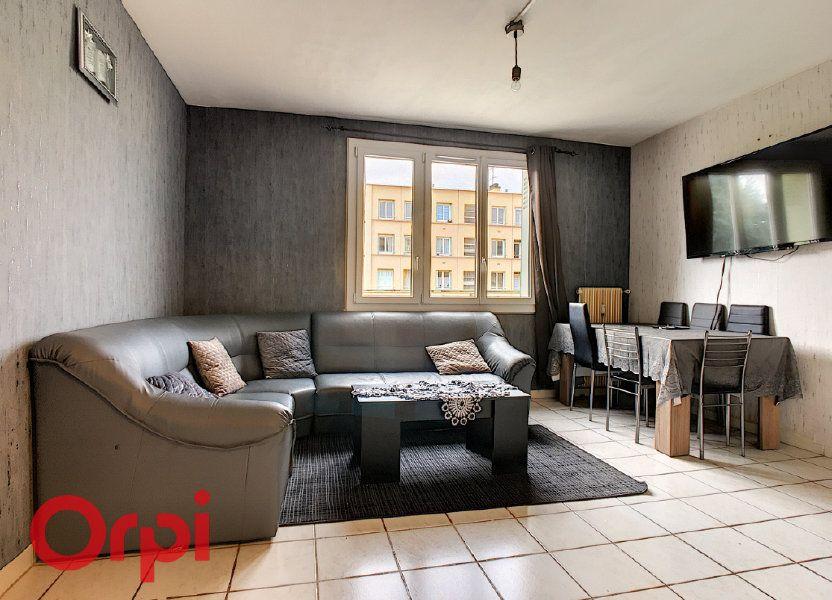Appartement à vendre 63.54m2 à Villefranche-sur-Saône