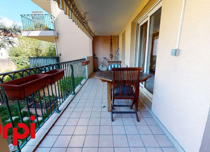 Appartement à vendre 85.58m2 à Villefranche-sur-Saône