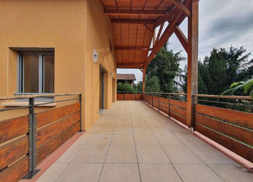 Appartement à louer 98.33m2 à Albigny-sur-Saône