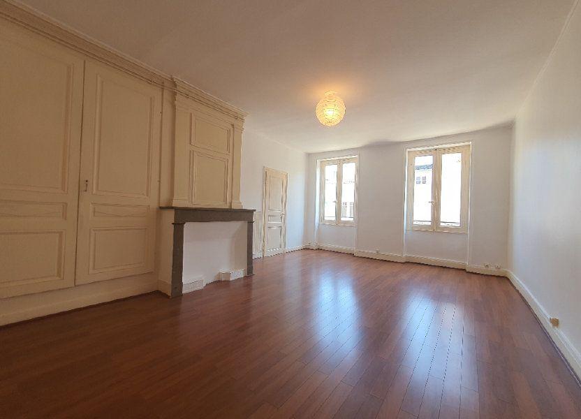 Appartement à louer 65m2 à Villefranche-sur-Saône