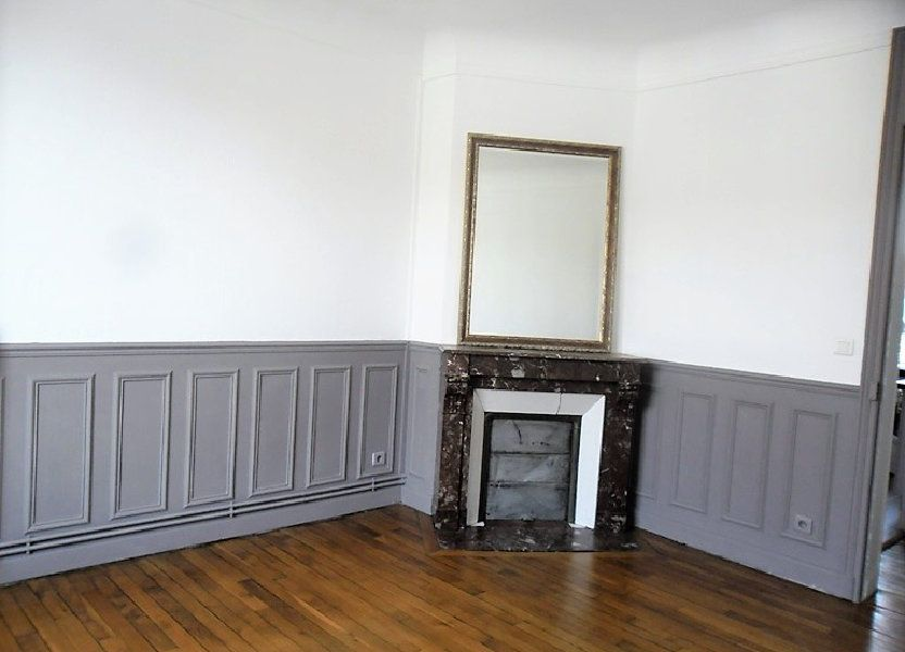 Appartement à louer 59.47m2 à Reims