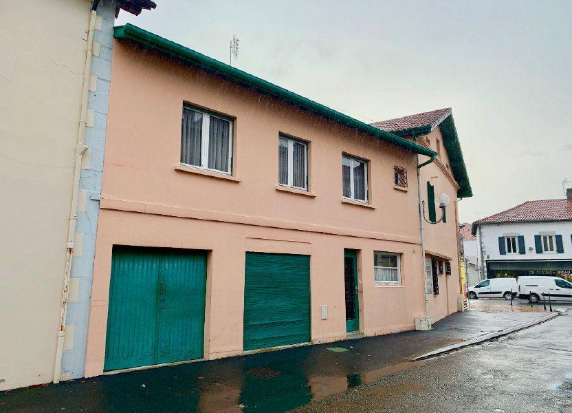 Maison à vendre 151m2 à Saint-Vincent-de-Tyrosse