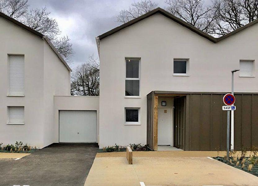 Maison à louer 95.8m2 à Saint-Vincent-de-Tyrosse
