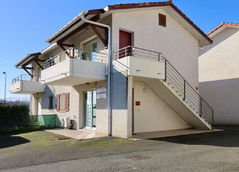 Appartement à louer 38.31m2 à Saint-Vincent-de-Tyrosse