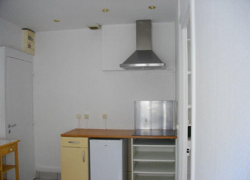 Appartement à louer 25.1m2 à Bourges