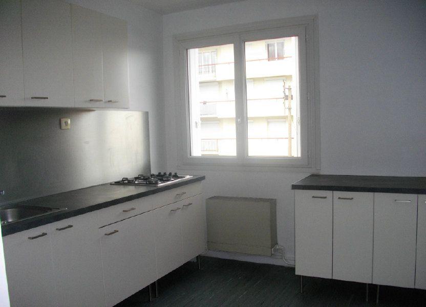 Appartement à louer 55.4m2 à Bourges