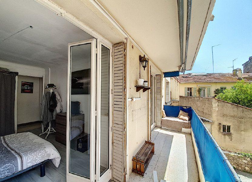 Appartement à vendre 68m2 à Cannes
