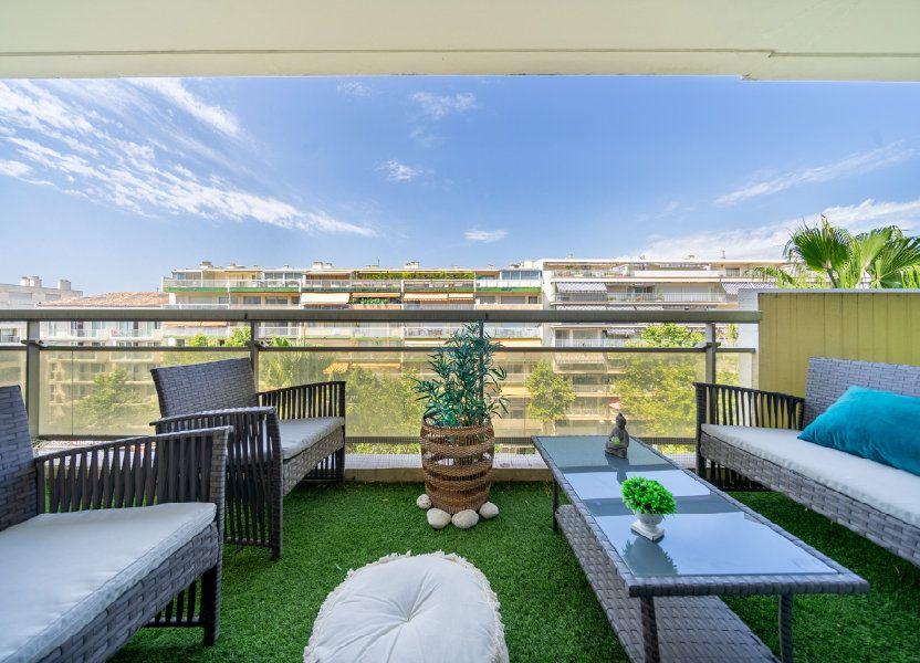 Appartement à vendre 45.14m2 à Cannes