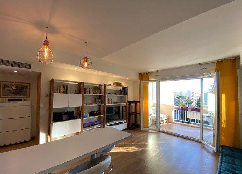Appartement à vendre 58.62m2 à Cannes