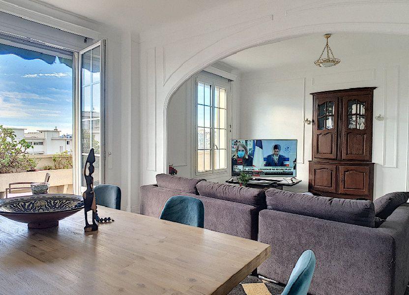 Appartement à vendre 116m2 à Cannes