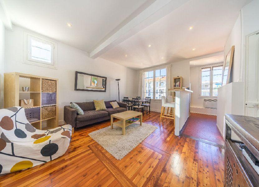 Appartement à vendre 41.87m2 à Cannes