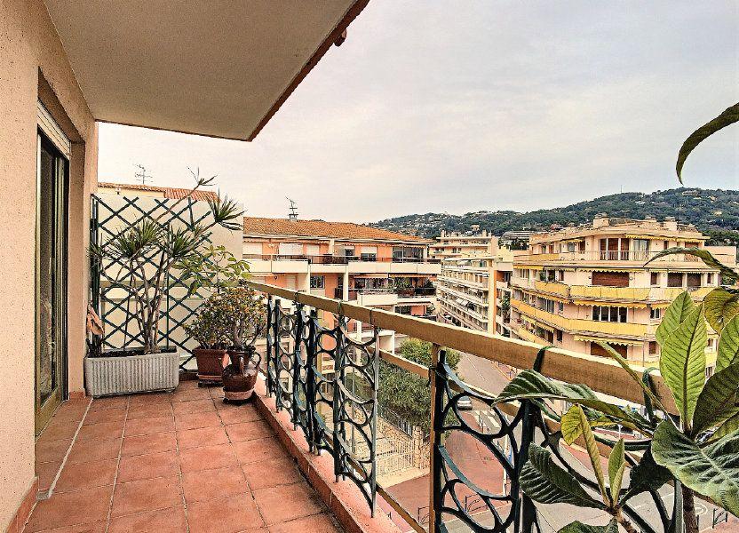 Appartement à vendre 55.56m2 à Cannes