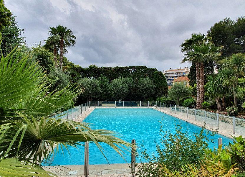 Appartement à vendre 35m2 à Cannes