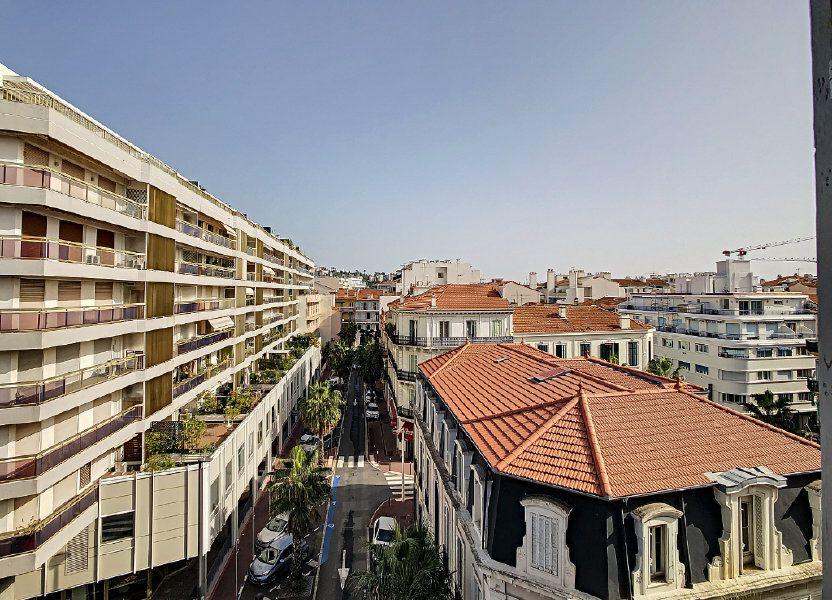 Appartement à vendre 47.37m2 à Cannes
