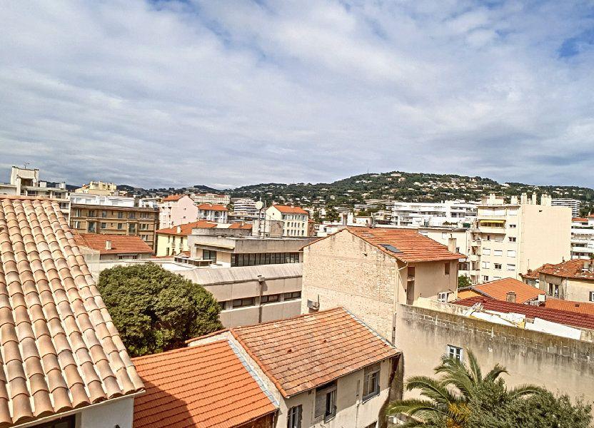 Appartement à vendre 37.3m2 à Cannes