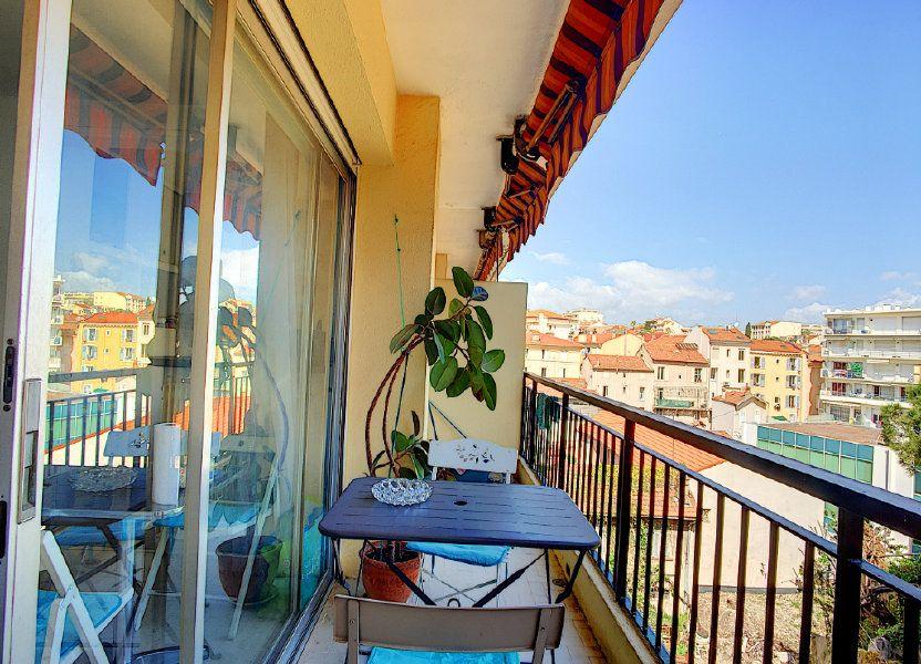 Appartement à vendre 26m2 à Cannes