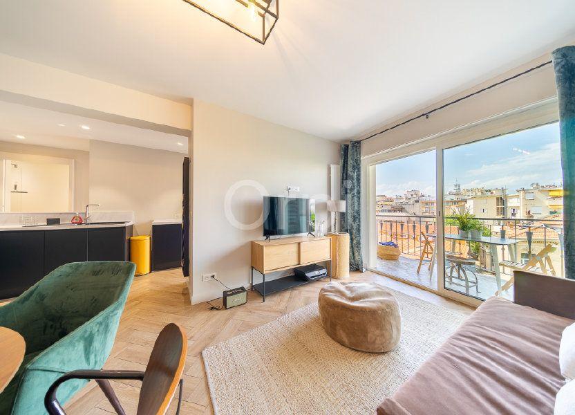 Appartement à vendre 72.95m2 à Cannes