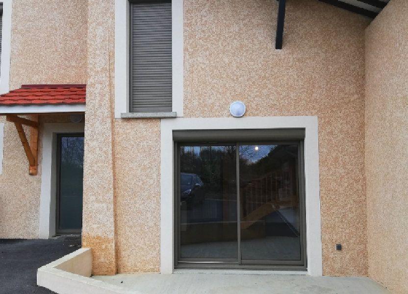 Appartement à louer 56.5m2 à La Tour-du-Pin