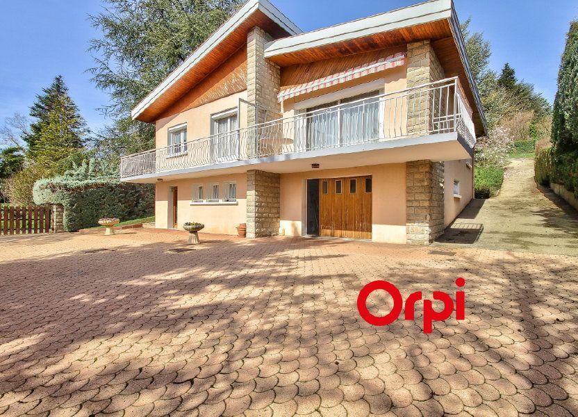 Maison à vendre 118m2 à Bourgoin-Jallieu