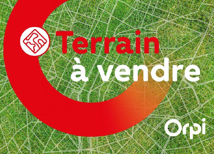 Terrain à vendre 2199m2 à L'Isle-d'Abeau