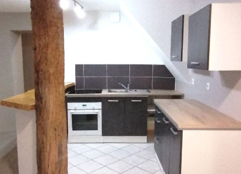 Appartement à louer 79.17m2 à Passins