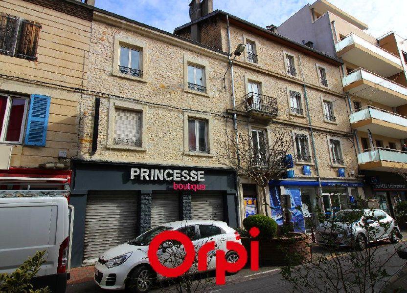 Appartement à vendre 108m2 à Bourgoin-Jallieu