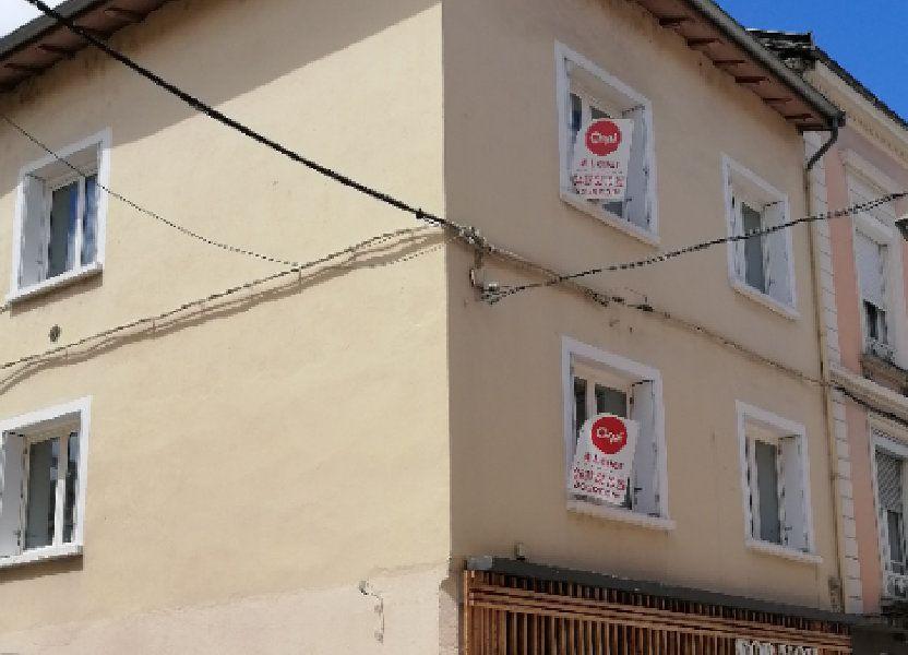Appartement à louer 76.85m2 à Bourgoin-Jallieu