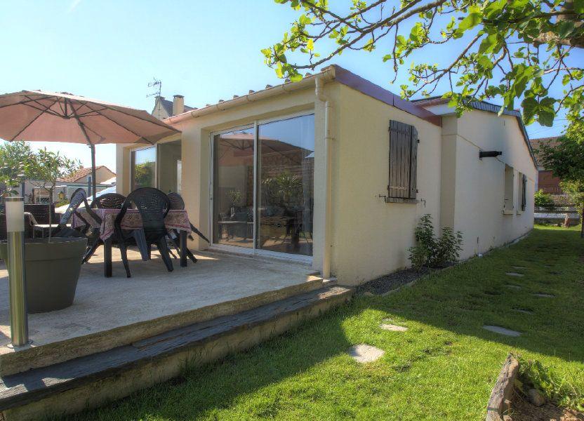 Maison à vendre 88m2 à Fleury-les-Aubrais