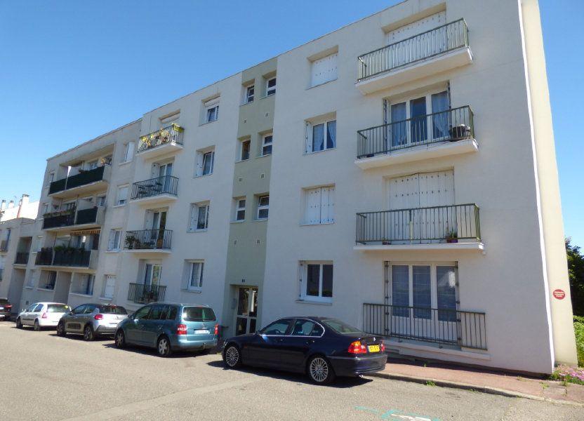 Appartement à vendre 74m2 à Limoges