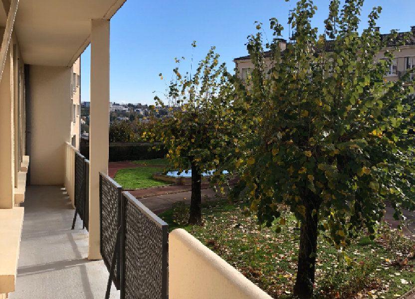 Appartement à louer 55.21m2 à Limoges
