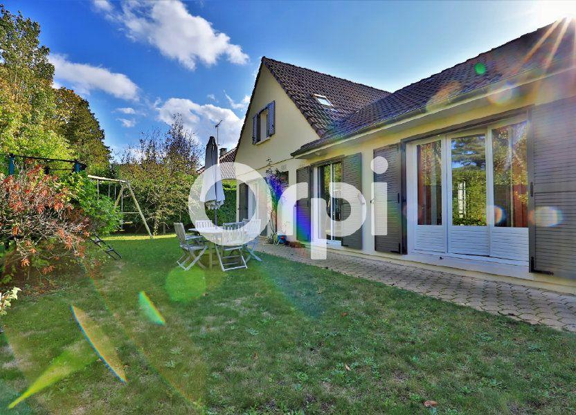 Maison à vendre 115m2 à Morainvilliers