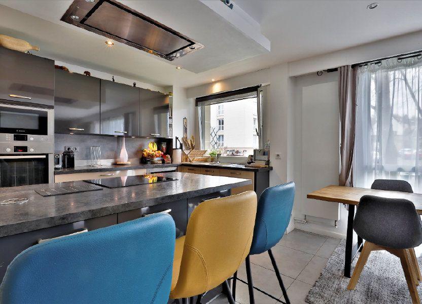 Appartement à vendre 70.34m2 à Chambourcy