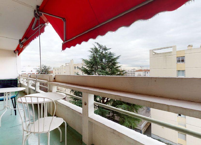 Appartement à vendre 92m2 à Lyon 7