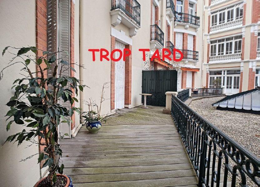 Appartement à vendre 133.74m2 à Vichy