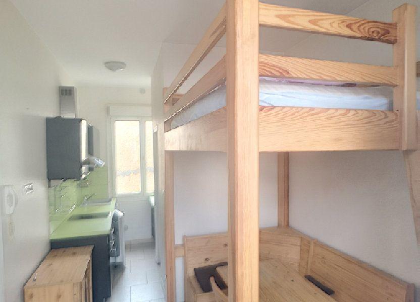 Appartement à louer 15.1m2 à Vichy