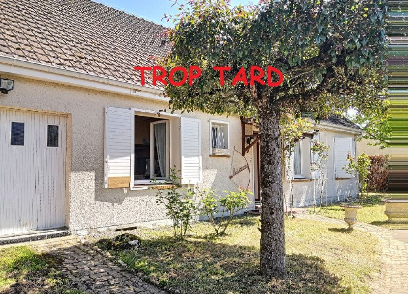 Maison à vendre 95m2 à Broût-Vernet