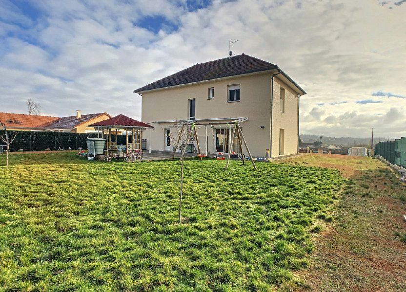Maison à vendre 300m2 à Charmeil