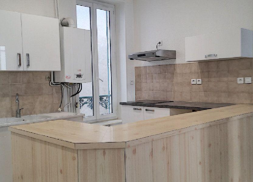 Appartement à louer 57.74m2 à Vichy