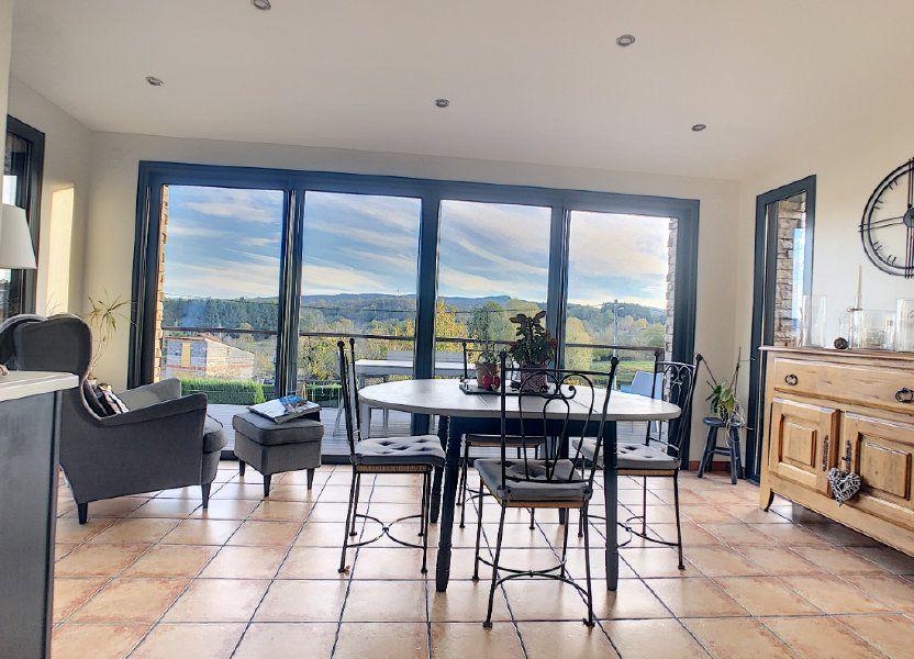 Maison à vendre 125m2 à Le Mayet-de-Montagne