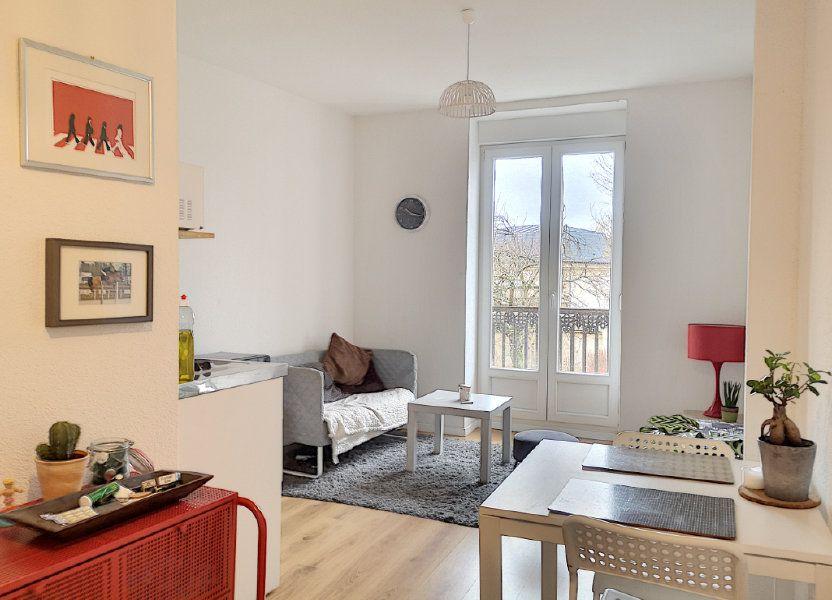Appartement à louer 27m2 à Vichy